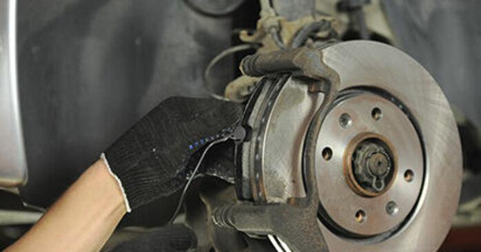 Combien de temps dure le remplacement : Plaquettes de Frein sur Peugeot 406 Break 2004 - manuel PDF informatif