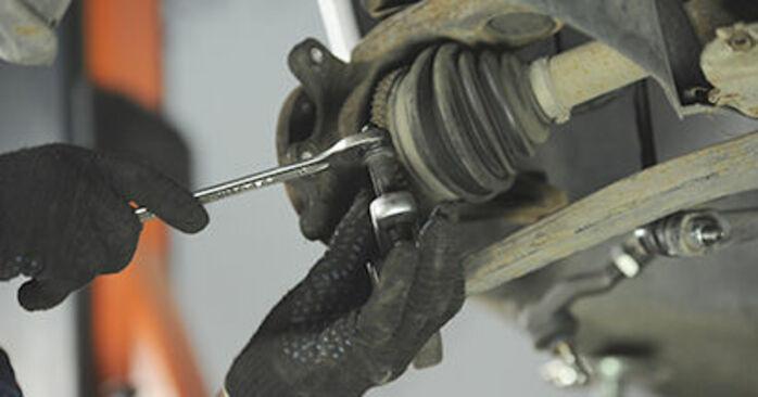 Comment changer Roulement De Roues sur Peugeot 406 Break 1996 - Manuels PDF et vidéo gratuits