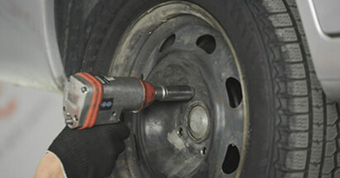 How to change Wheel Bearing on Peugeot 406 Estate 1996 - free PDF and video manuals