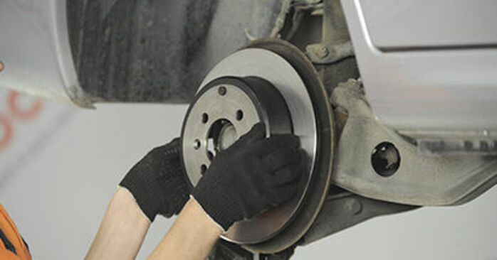 Changing of Wheel Bearing on Peugeot 406 Estate 2004 won't be an issue if you follow this illustrated step-by-step guide