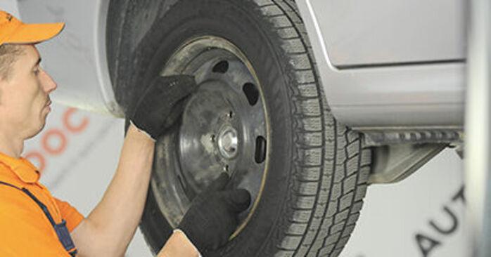 À quel point est-il difficile de le faire soi-même : télécharger le guide illustré pour le changement de Coupelle d'Amortisseur sur Peugeot 406 Break 2.0 HDi 110 2002