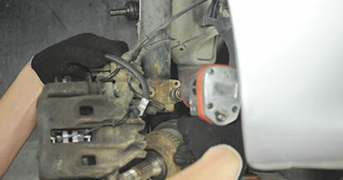 406 Break (8E/F) 2.2 1998 Copelas Del Amortiguador manual de taller de sustitución por su cuenta