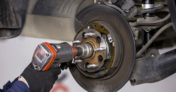 Changing of Wheel Bearing on Honda CR-V III 2014 won't be an issue if you follow this illustrated step-by-step guide