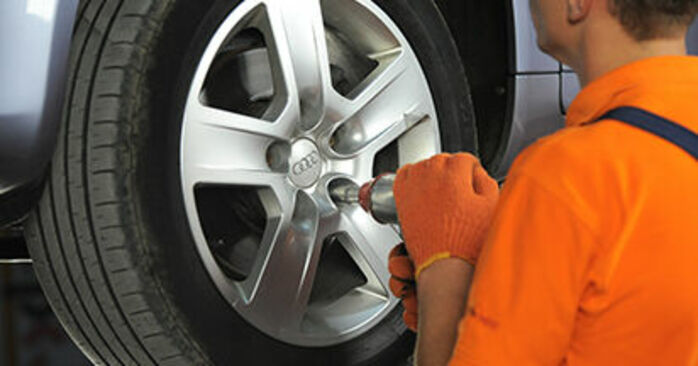 Need to know how to renew Brake Pads on AUDI A4 ? This free workshop manual will help you to do it yourself