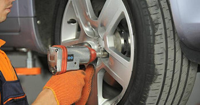 Wie Spurstangenkopf Audi A4 b7 2.0 TDI 2004 tauschen - Kostenlose PDF- und Videoanleitungen