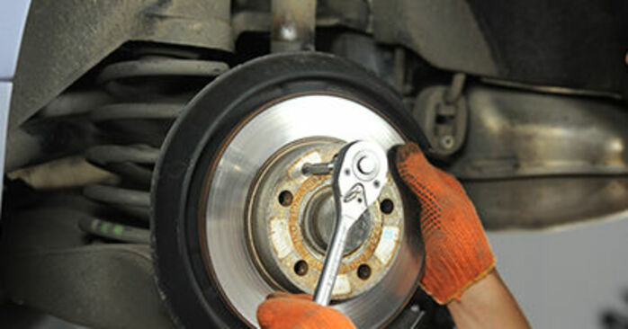 Need to know how to renew Brake Discs on AUDI A4 ? This free workshop manual will help you to do it yourself