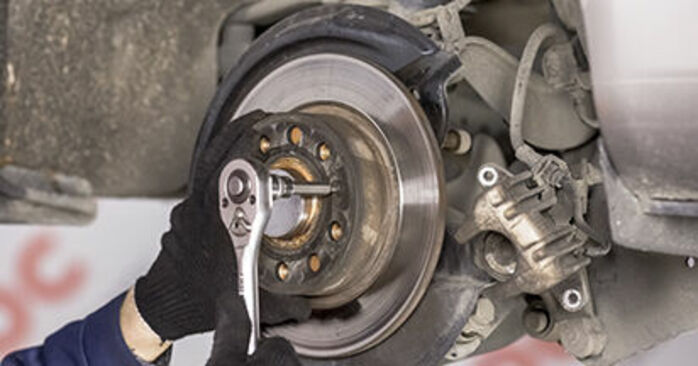 Need to know how to renew Wheel Bearing on SKODA OCTAVIA ? This free workshop manual will help you to do it yourself