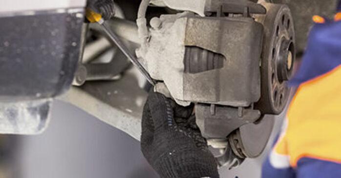 Domlager Octavia 1z5 2.0 TDI 16V 2006 wechseln: Kostenlose Reparaturhandbücher