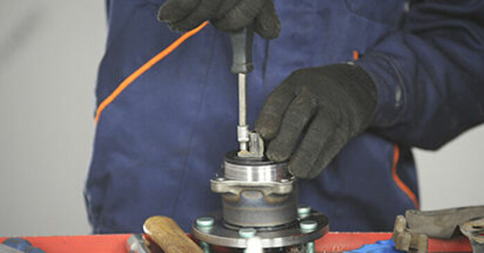 Need to know how to renew Wheel Bearing on MAZDA 3 ? This free workshop manual will help you to do it yourself