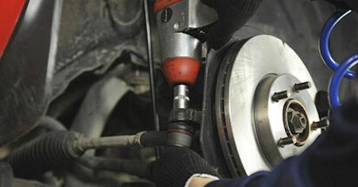 Mazda 3 bk 1.6 DI Turbo 2005 Alatukivarsi vaihto: ilmaiset korjaamokäsikirjat