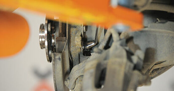 Wie Radlager Volvo XC90 1 2.4 D5 2002 tauschen - Kostenlose PDF- und Videoanleitungen