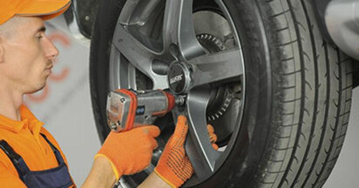 XC90 I (275) 3.2 AWD 2013 2.5 T AWD Radlager - Handbuch zum Wechsel und der Reparatur eigenständig
