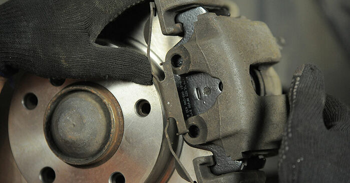 DIY replacement of Brake Pads on BMW 3 Compact (E36) 323ti 2.5 1994 is not an issue anymore with our step-by-step tutorial