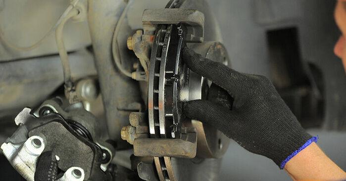 3 Compact (E36) 318tds 1.7 1998 316i 1.9 Bremssattel - Handbuch zum Wechsel und der Reparatur eigenständig