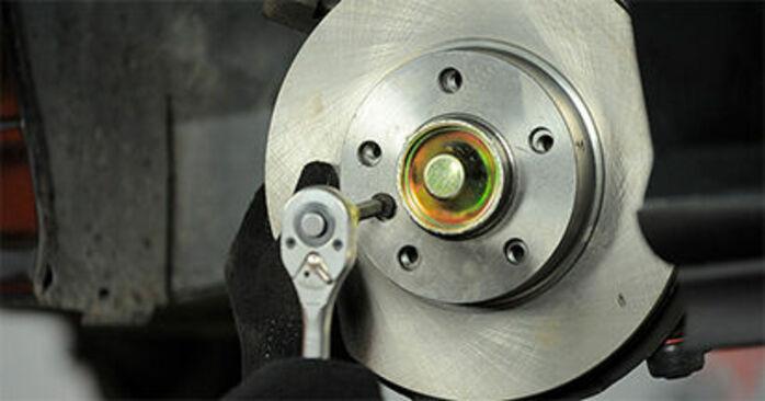 Comment changer Roulement De Roues sur BMW E36 Compact 1994 - Manuels PDF et vidéo gratuits