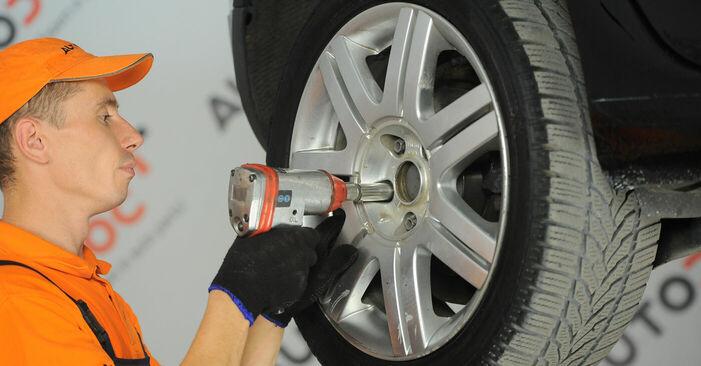 Zweckdienliche Tipps zum Austausch von Koppelstange beim VW GOLF V (1K1) 2.0 GTI 2003