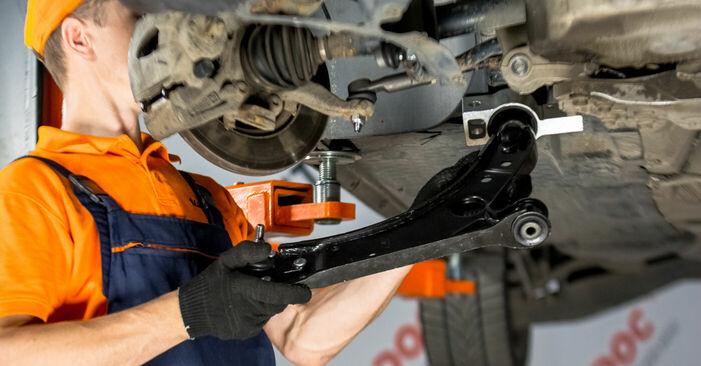 Så byter du Länkarm på VW Golf V Hatchback (1K1) 2008 – tips och tricks