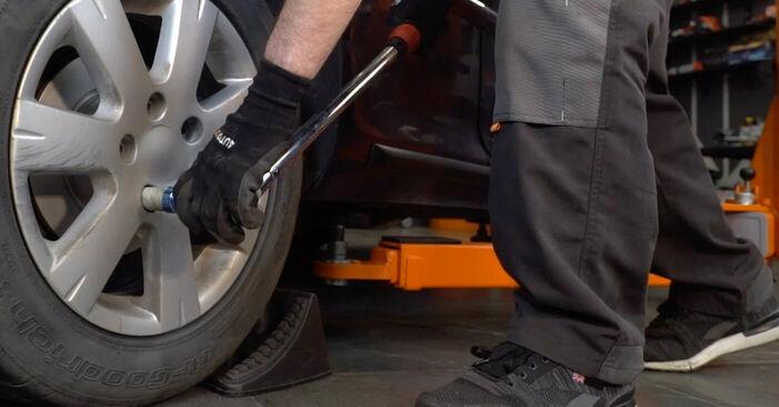 Koppelstange Golf 5 2.0 GTI 2005 wechseln: Kostenlose Reparaturhandbücher