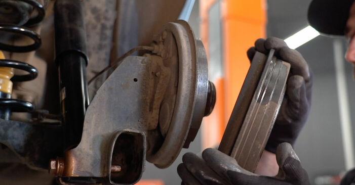 Devi sapere come rinnovare Cuscinetto Ruota su FIAT PUNTO ? Questo manuale d'officina gratuito ti aiuterà a farlo da solo