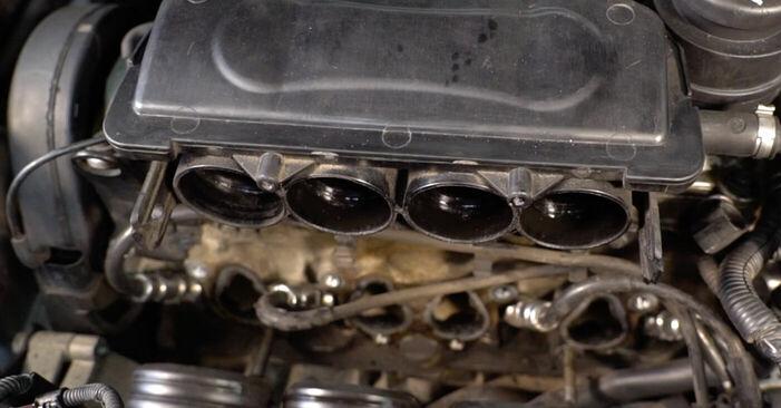 Zündkerzen Golf 4 1.6 16V 1999 wechseln: Kostenlose Reparaturhandbücher