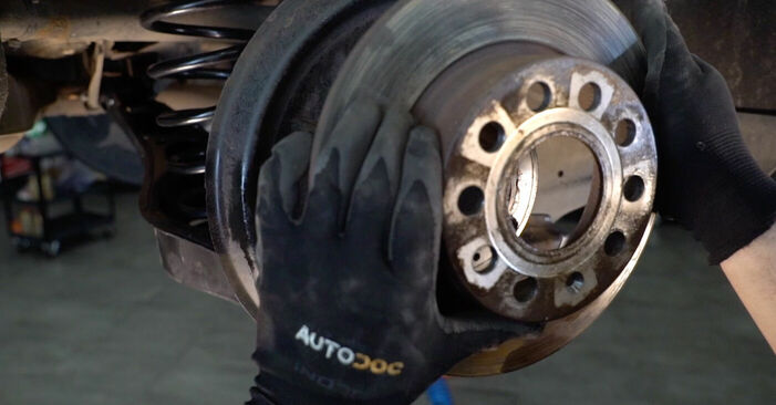 Zweckdienliche Tipps zum Austausch von Radlager beim VW Golf V Schrägheck (1K1) 2.0 GTI 2003