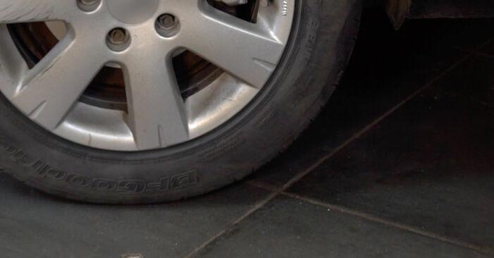 Radlager beim VW GOLF 3.2 R32 4motion 2003 selber erneuern - DIY-Manual