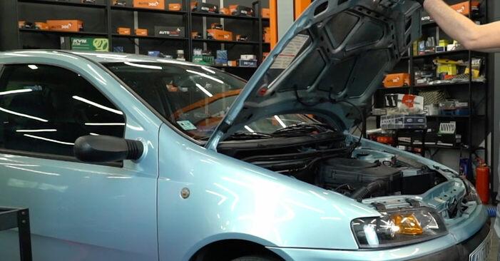 Wie Zündkerzen Fiat Punto 188 1.2 60 1999 tauschen - Kostenlose PDF- und Videoanleitungen