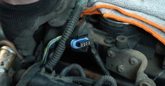 Zündkerzen Fiat Punto 188 1.3 JTD 16V 2001 wechseln: Kostenlose Reparaturhandbücher