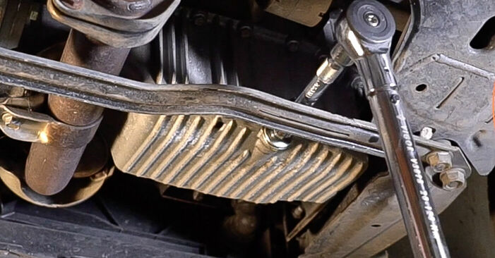 Ölfilter Fiat 500 312 1.4 2009 wechseln: Kostenlose Reparaturhandbücher