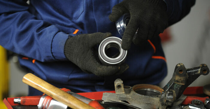 Need to know how to renew Wheel Bearing on FIAT PUNTO ? This free workshop manual will help you to do it yourself