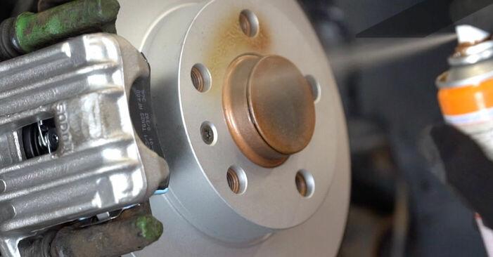 Cum să înlocuiți Arc spirala la VW Golf IV Hatchback (1J1) 2002: descărcați manualele în format PDF și instrucțiunile video