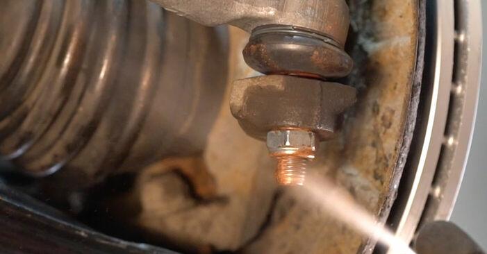 Byt Styrled på VW Golf IV Hatchback (1J1) 1.9 TDI 2000 själv