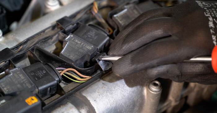 Comment remplacer Bobines d'Allumage sur VW POLO (9N_) 2006 : téléchargez les manuels PDF et les instructions vidéo