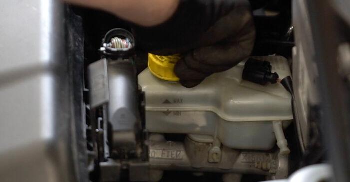 VW POLO 1.4 TDI Remblokken vervangen: online handleidingen en tutorials