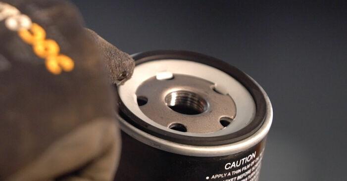 Remplacer Filtre à Huile sur Polo 9n 2011 1.4 16V par vous-même