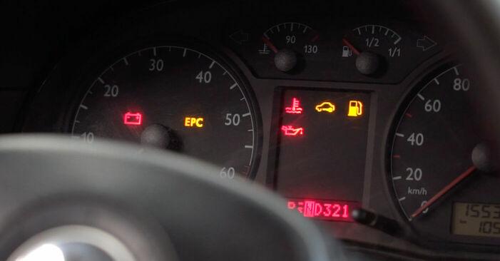 Comment remplacer Filtre à Huile sur VW POLO (9N_) 2006 : téléchargez les manuels PDF et les instructions vidéo