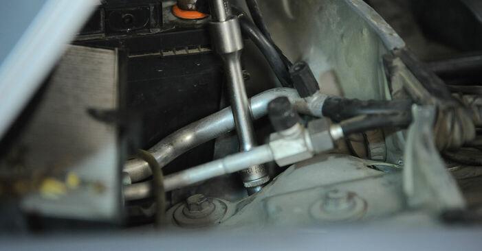 Αλλάζοντας Βάση Αμορτισέρ σε VW PASSAT Variant (3B6) 2.0 2003 μόνοι σας