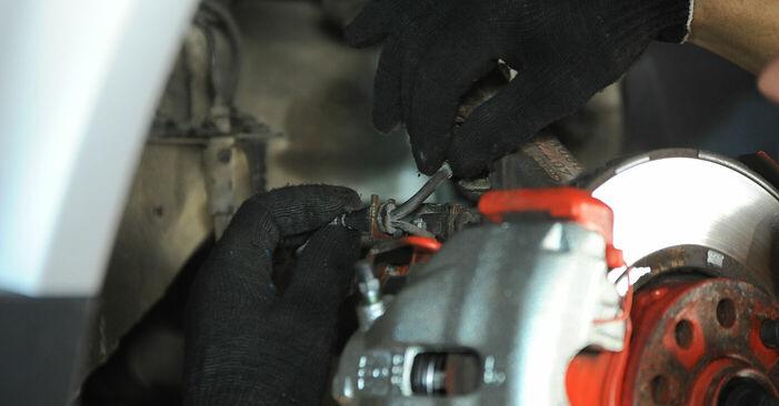 Wie Radlager VW PASSAT Variant (3B6) 1.8 T 20V 2001 austauschen - Schrittweise Handbücher und Videoanleitungen