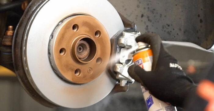 Come cambiare Ammortizzatori su VW POLO (9N_) 2001 - suggerimenti e consigli