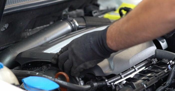 Så byter du Tändspole på VW GOLF VI (5K1) 2008 – tips och tricks
