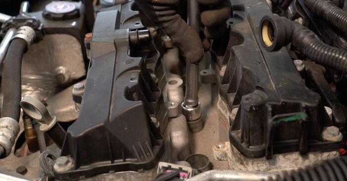 Recommandations étape par étape pour remplacer soi-même Peugeot 206 cc 2d 2011 1.6 16V Bougies d'Allumage