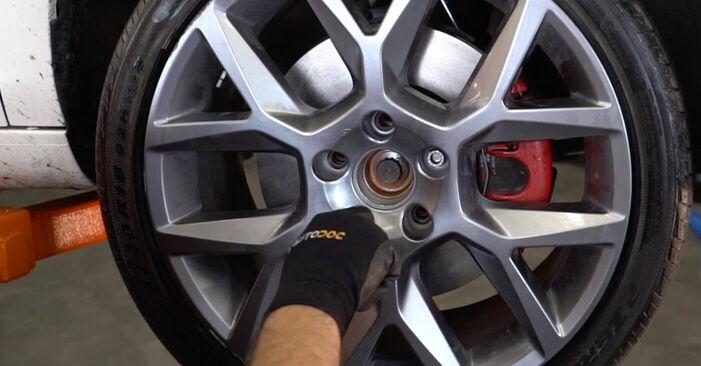 VW GOLF 1.4 TSI Radlager austauschen: Tutorials und Video-Anweisungen online