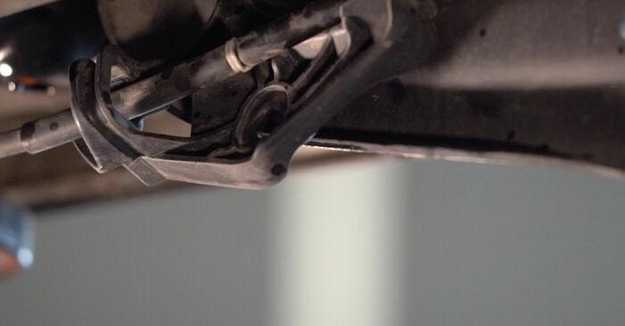Byt VW GOLF 1.4 TSI Länkarm: guider och videoinstruktioner online
