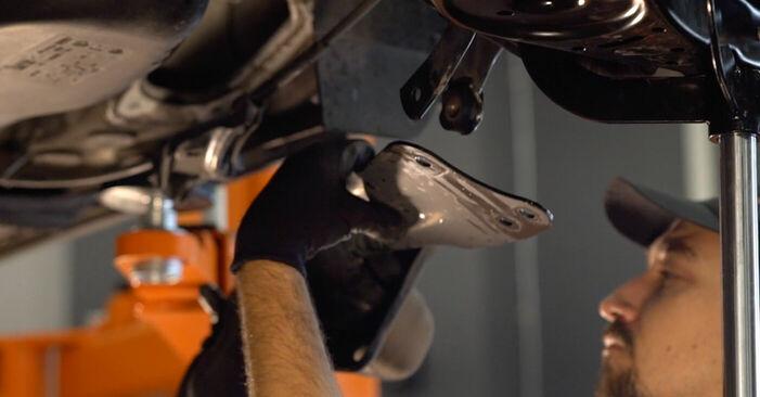 Så byter du Länkarm på VW GOLF VI (5K1) 2008 – tips och tricks