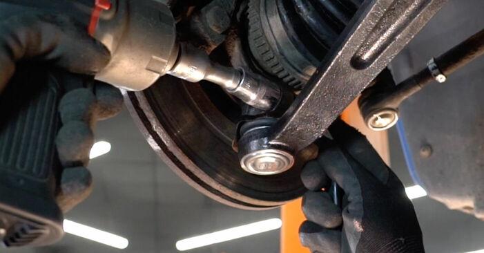 Wie Federn Peugeot 206 cc 2d 1.6 16V 1998 tauschen - Kostenlose PDF- und Videoanleitungen