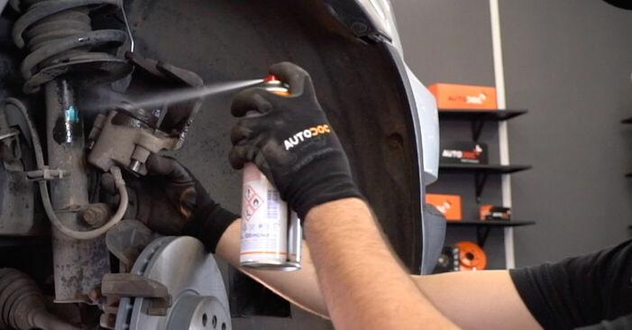 Wie Bremsbeläge BMW E53 3.0 d 2000 tauschen - Kostenlose PDF- und Videoanleitungen