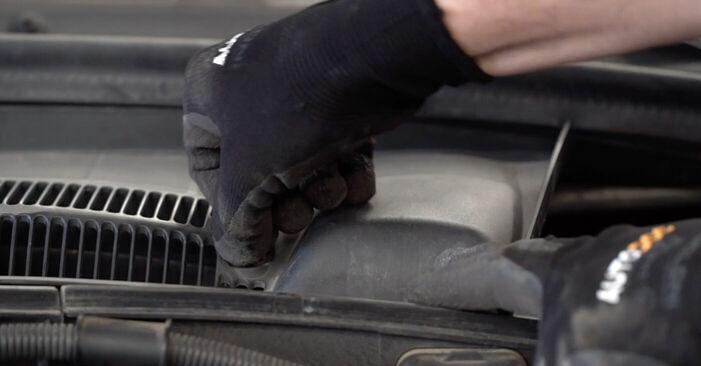 Zweckdienliche Tipps zum Austausch von Bremsbeläge beim BMW X5 (E53) 4.4 i 2006