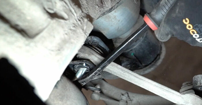 Replacing Control Arm on BMW E53 2002 3.0 d by yourself