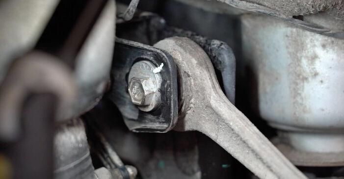 BMW X5 2007 Wahacz instrukcja wymiany krok po kroku