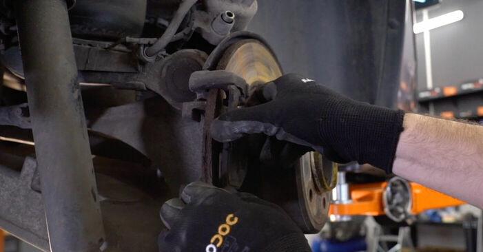 Recommandations étape par étape pour remplacer soi-même BMW E53 2005 4.8 is Disques De Frein